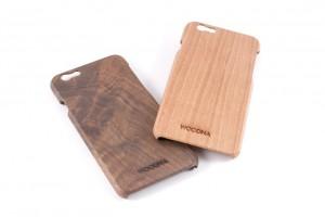 fundas de madera iphone 6