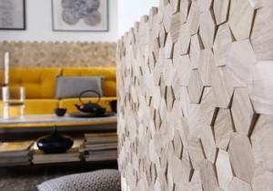 decoración hogar madera