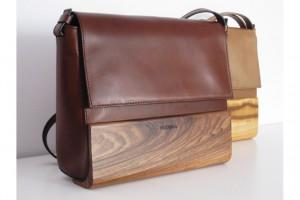 bolsos de madera