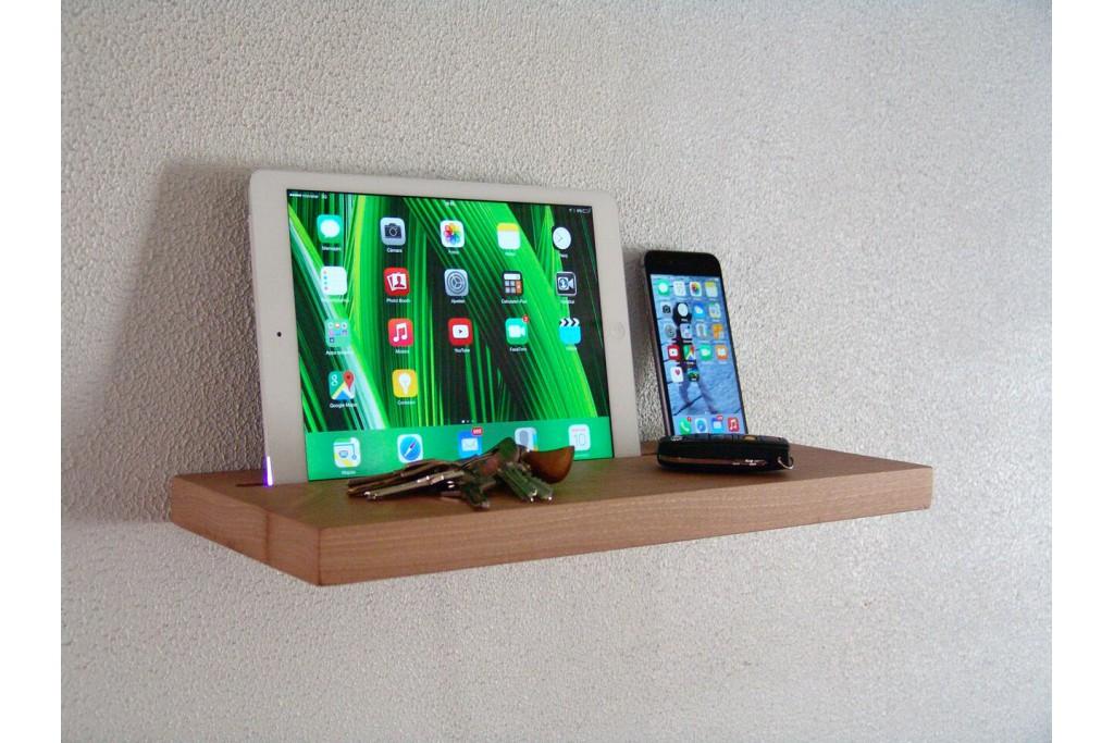 productos de madera sostenible para tecnología