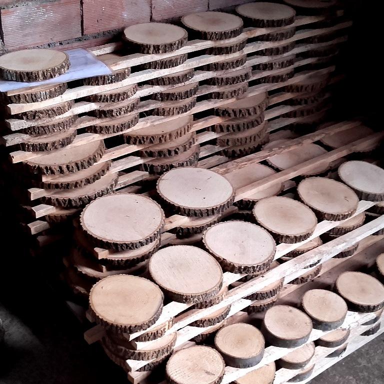 Rodajas de Madera decorativas: ¿Cómo cuidarlas?