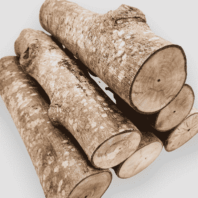 troncos para leñera
