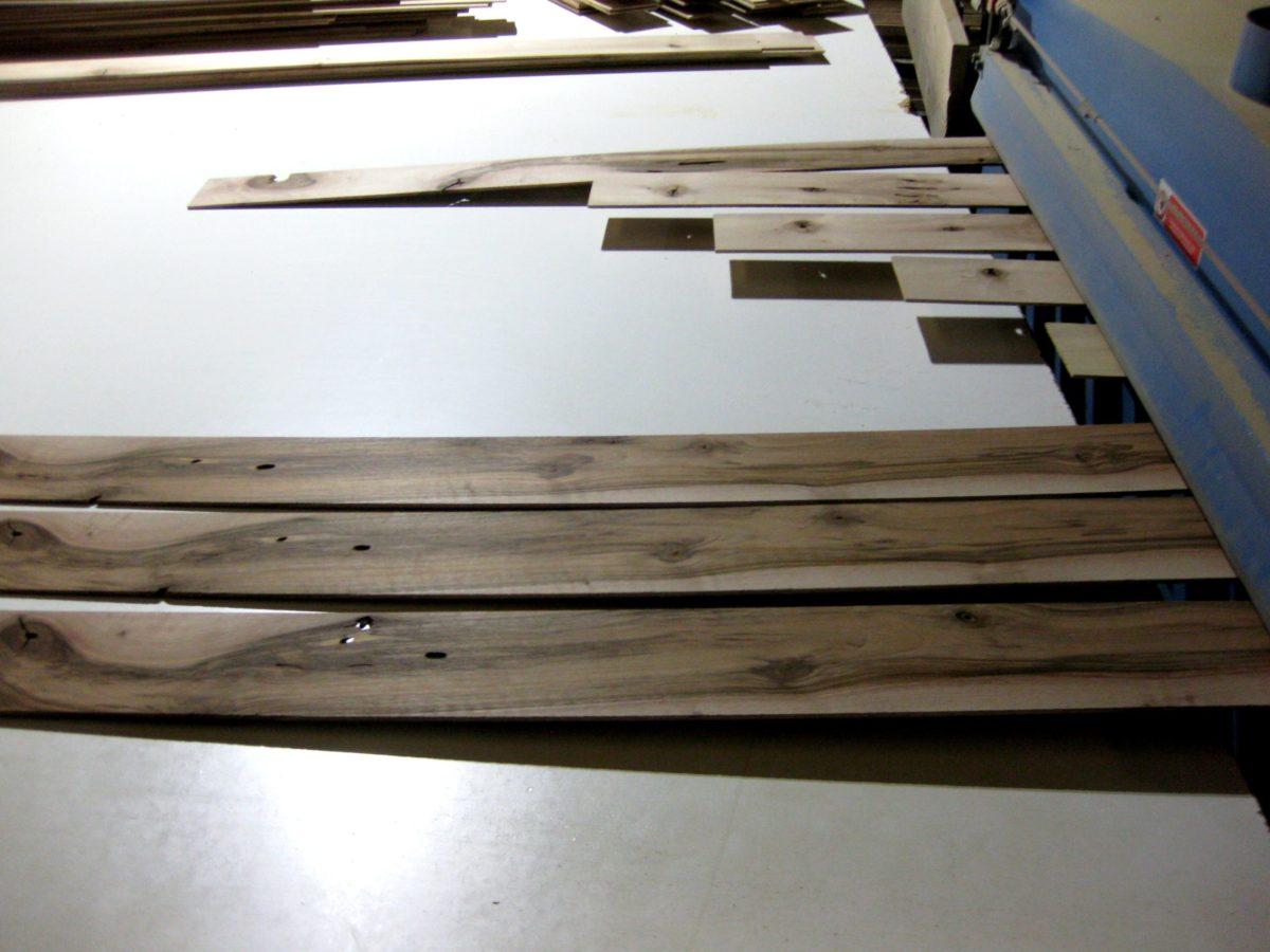 Tablas capa noble Woodna: Maderas Naturales