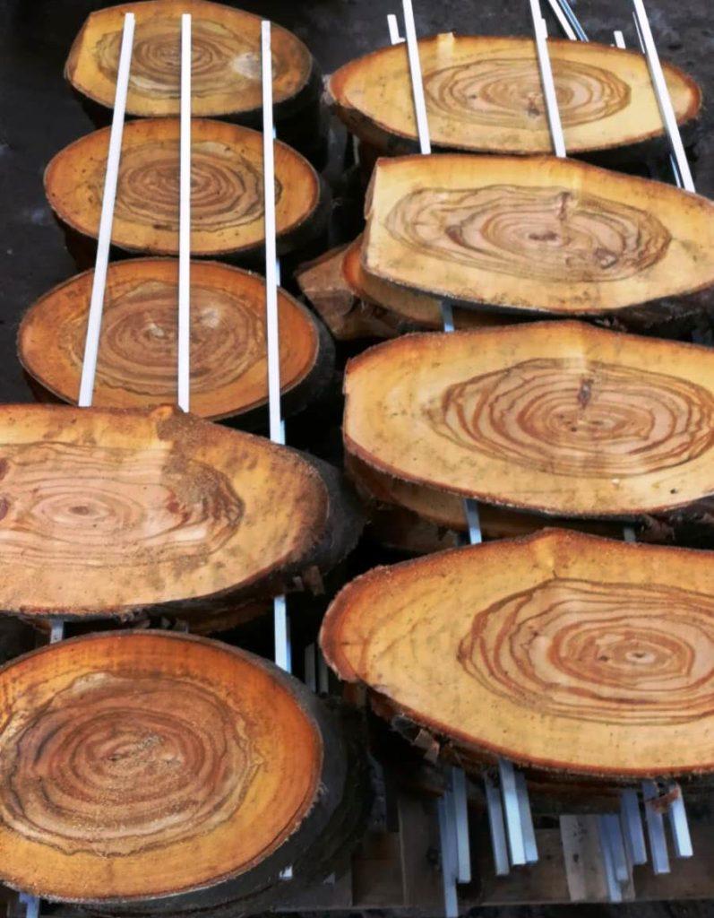 La madera de cerezo - Woodna: Maderas Naturales