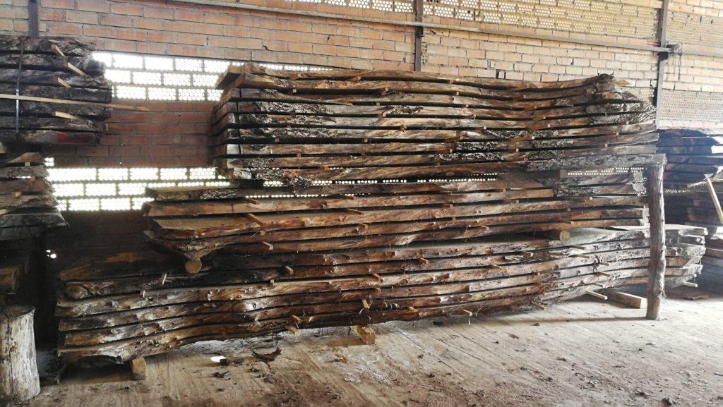 Valor y precio de la madera de nogal europeo - Woodna: Maderas Naturales