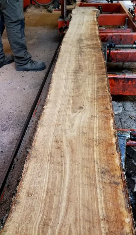 Tablones cantos naturales castaño Woodna: Maderas Naturales