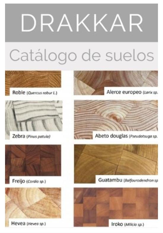 Suelos de Testa - Woodna: Maderas Naturales