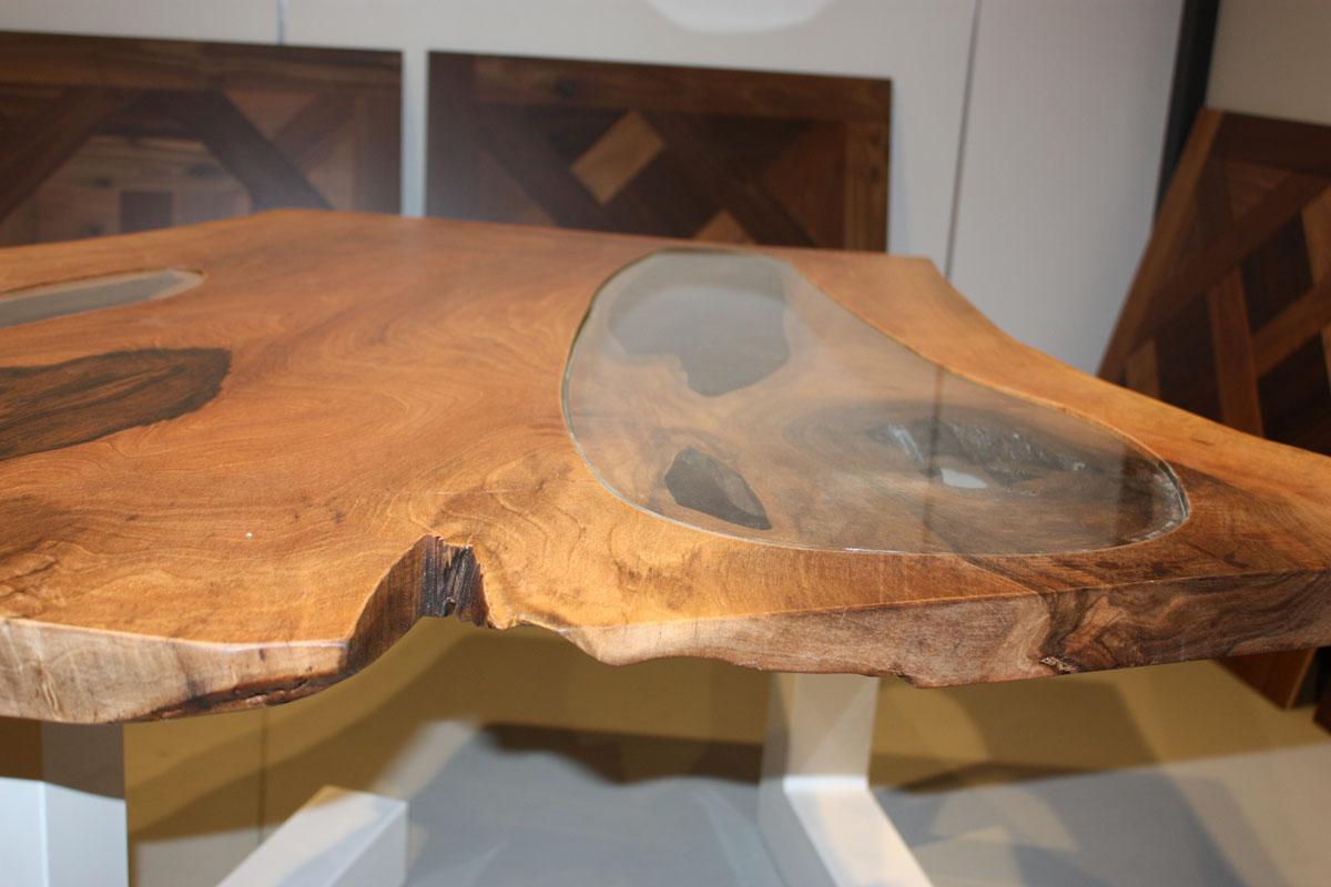 Marcela de Carpio Woodna: Maderas Naturales
