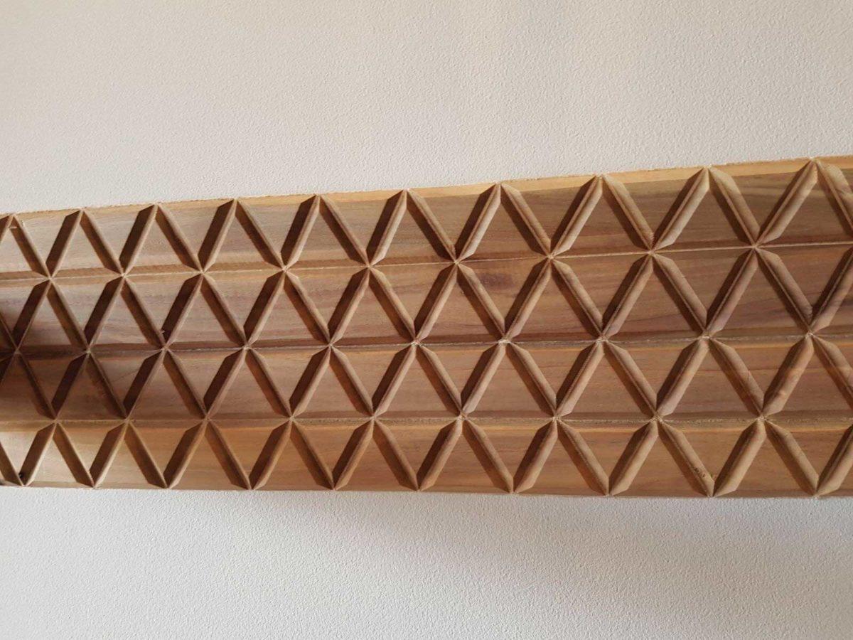 Textil Wood Woodna: Maderas Naturales